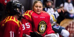 Ellen Jonsson kommer tillbaka till Ljusne. Foto: Simon Hastegård/Bildbyrån.