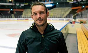 Michal Zajkowski är uttagen i höstens lag för hockeyettan norra.