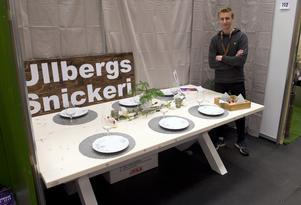 Utmärkelsen Årets hantverk gick till Ullbergs Snickeri.