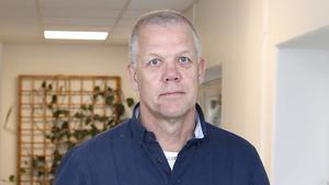 Lars Staf, kriminalinspektör vid Norrtäljepolisen.