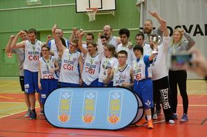 Blue Heroes vann silver när slutspelet i SJ Basketligan Special avgjordes.