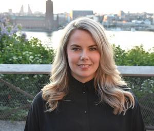 Malin Flemström.