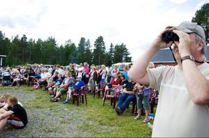 Ett hundratal personer var i lördags på plats i Skålan för att se de åtta individuella tävlande och de 23 lagen göra upp om pallplatserna i Cypakutsi.