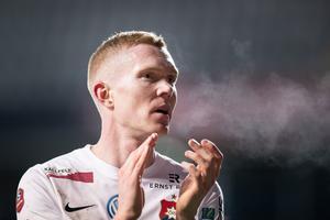 David Engström hade Thomas Askebrand under två säsonger i ÖIS. Nu följs de åt till Västerås och VSK. Foto: Michael Erichsen / BILDBYRÅN