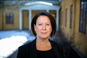 Susanne Norberg (S), kommunstyrelsens ordförande i Falun vill se att fler bostäder byggs och en ökad satsning på välfärden.