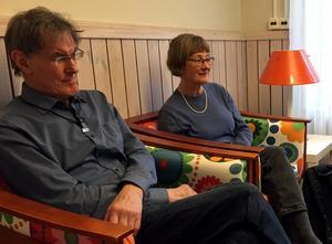 """""""Att jag inte reagerade tidigare"""" säger Sture Björk. Åsa Montelius make sökte själv till minnesmottagningen."""