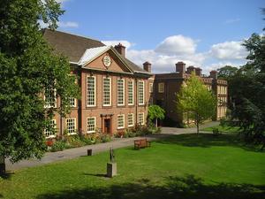 Sommerville College i Oxford. Foto: Philip Allfrey