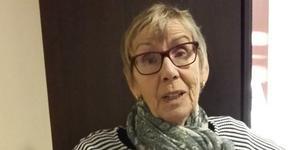 Birgitta Lindström har avlidit.