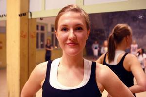Hilda Lindh kommer att leda kurserna i Ljusdal.