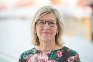 Som kommundirektör är Anneli Svensson Strömsunds kommuns högsta tjänsteman.