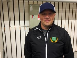 Göran Tärnlund, tränare, Malungs IF.