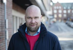 Magnus Gästrin.