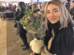 Julia Pietrzak Rådström. Arkivfoto