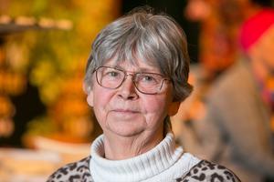 Sassa Tumegård från Tandsbyn skriver sina pjäser under sommarhalvåret på Gotland.