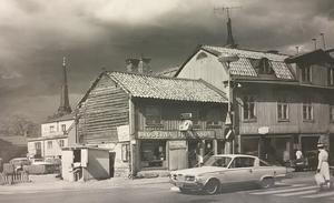 Stora gatan-Källgatan 1965.