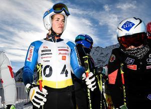 Maria PH har fått säsongen störd av skador, och det är ovisst om hon hinner kvalificera sig till OS.Bild: Pontus Lundahl/TT
