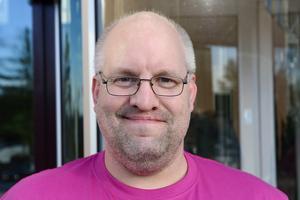 Tommy Forslund, 44 år, lastbilsmekaniker, Näsåker.