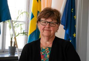 Enligt Carola Gunnarsson är förseningar den stora utmaningen under resans gång.