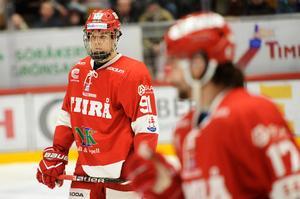 Filip Hållander stoppas från spel i U18-VM på grund av en knäskada.