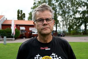 Jan Zidén var med i TSV Blårök redan den första Mellstaträffen. Idag är han kassör i föreningen.