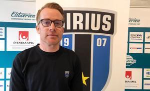 Kristofer Ekdahl berättar att mötet med AIK ställs in. Däremot är en ny  match planerad.