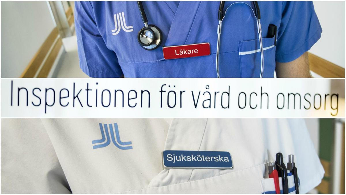 5474d0ca527 En läkare och en sjuksköterska anmäls till IVO: