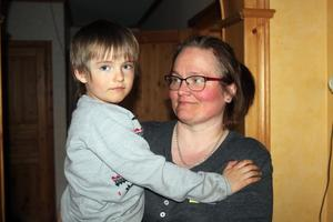 För familjen har händelsen när Anders var nära att drunkna satt sina spår.