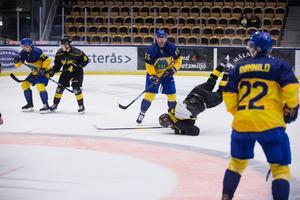 Anthon Eriksson bjöds på en flygtur.