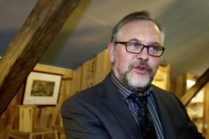 – När någon blir utsatt för exempelvis en dieselstöld så kan informationen ligga ute redan efter några minuter, säger Jan Thorén, ordförande i LRF Gävleborg, om varningsnätverket som länets bönder ansluter sig till i år.