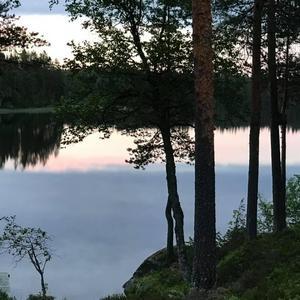 Stockaviken i norra Våsen, norr om Edsbyn.