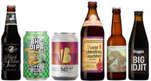 Sex intressanta och goda exklusiva öl på tillfälligt besök i bolagets hyllor. Garanterar extraordinära maltupplevelser.