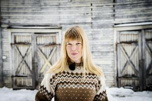 Yvonne Odsberg trivs med livet på landet.