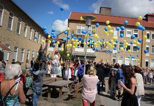 Vallaskolan var med sin bronsplacering bästa högstadiet i Ångermanland på matematik. Arkivfoto