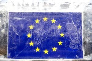 Ska EU-samarbetet läggas på is? Bild: TT