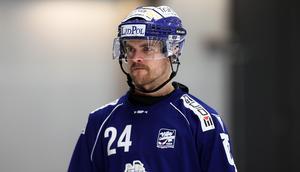 Ludvig Johanssons lagkamrat Martin Johansson är given som spelaren som ska styra Sveriges backlinje i VM i Vänersborg.