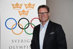 Mats Årjes valdes till Sveriges olympiska kommittés nya ordförande vid torsdagens årsmöte.