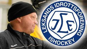 Ulf Hedberg hoppas att klubbens nya satsning på damlaget ska ge stora framgångar. Foto: Oliver Åbonde/Arkiv