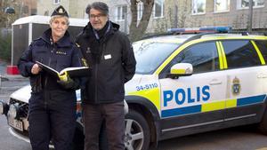 De polispatruller som jobbar i kommunen har alltid den senaste lägesbilden med sig. Är det lugnt kan de jobba brottsförebyggande utifrån de behov som har rapporterats in.