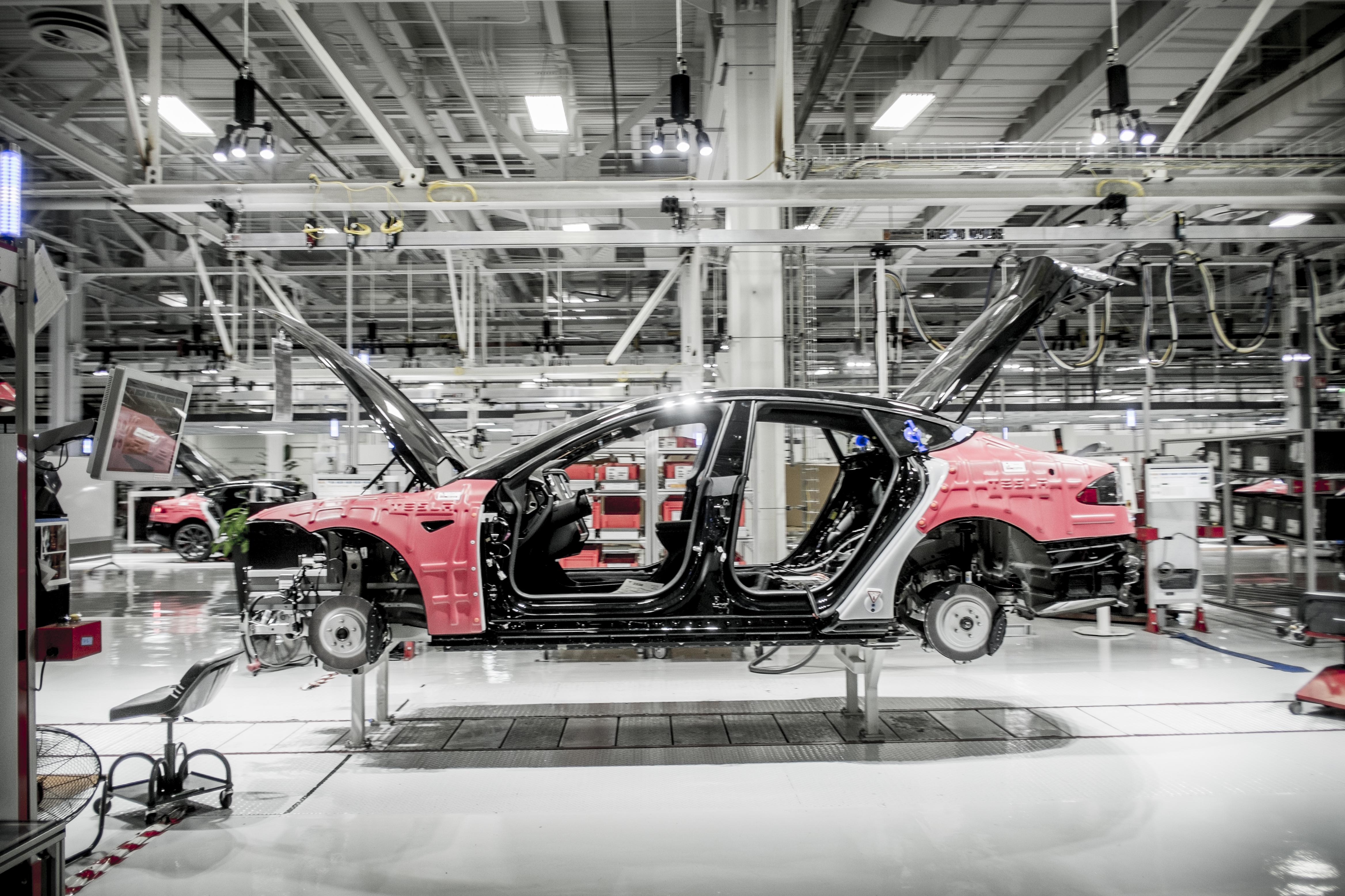 Diesel lyft for bilbranschen