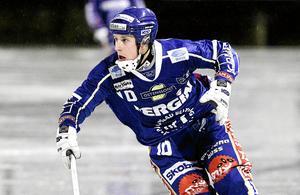 Eric Ågren var en av Motalas viktigaste spelare när man tog sig upp i elitserien. Till sist sade dock kroppen stopp och under en period har han varit sjukskriven även från jobbet. (Arkivbild)