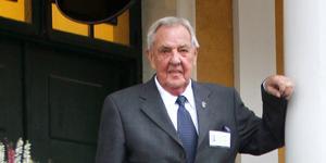 Claes-Göran Almér har avlidit.