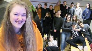 Mikaela Ljungqvist är en av deltagarna i succéprojektet.