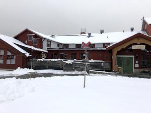 Hotell Fjällgården. Foto: Ulrika Dahlqvist.