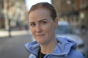 Sally Jonsson, 35, frivårdsinspektör, Sundsvall.
