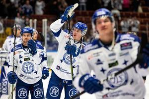 Johan Porsberger gjorde 15 mål för Leksand den senaste säsongen, men blev inte erbjuden en kontraktsförlängning. Foto: Bildbyrån