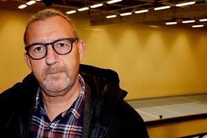 Matts Jutterström har varit förbundsordförande för Pappers sedan 2014.