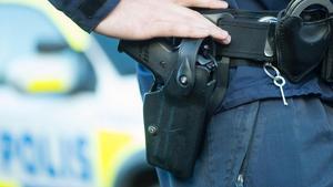 Polisen stoppade bil med släp i Långsele – föraren fick böter