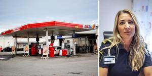 Ännu en tjuvtankning har skett vid OKQ8 i Härnösand och förundersökningsledare Anna Kudrocova berättar att det är svårutredda brott.