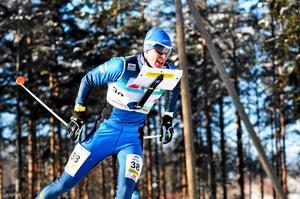 Martin Hammarberg kommer att jaga medaljer på SM i helgen. Bild: Malin Fuhr