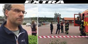 Verksamhetschef på Lugnet i Falun, Tomas Jons.